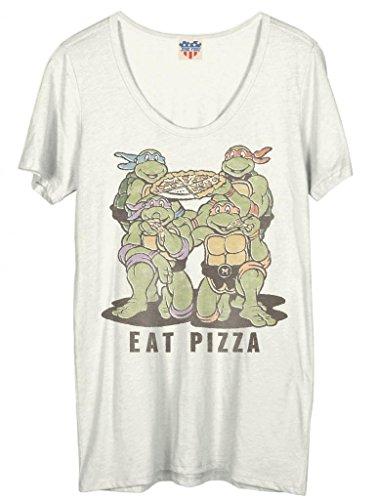 Junk Food Junk Food Teenage Mutant Ninja Turtles Eat Pizza