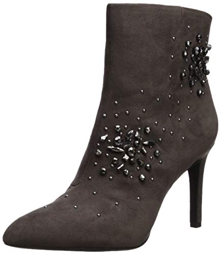 Circus by Sam Edelman Women's Octavia Fashion Boot, Steel Grey Microsuede, 7.5 M US