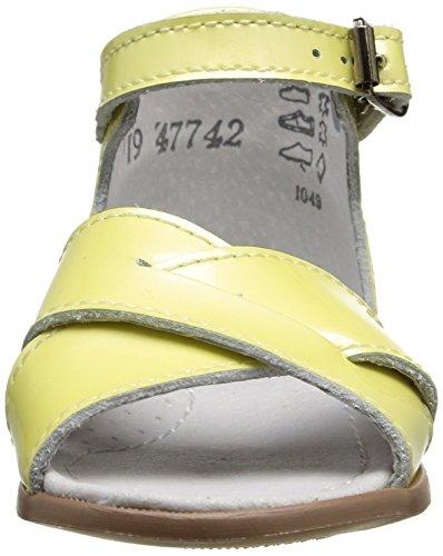 Little Mary Victory - Zapatos de primeros pasos Bebé-Niños Amarillo - Jaune (Apache Lueur)