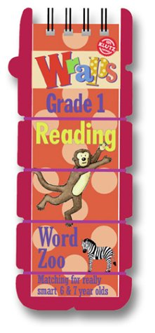 Wraps Reading: Grade 1 : Word Zoo : Matching for Really Smart 6 & 7 Year Olds