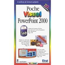 POWERPOINT 2000 POCHE VISUEL