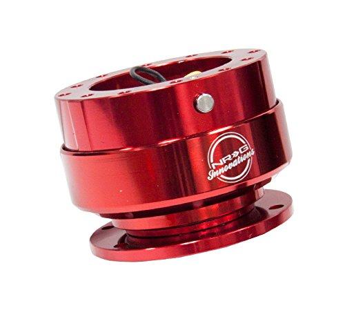 NRG SRK-200RD Quick Release Kit Gen 2.0 Red