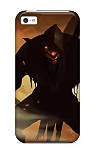 Best 9100206K54118617 Protective Tpu Case With Fashion Design For Iphone 5c (styx: Master Of Shadows)