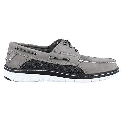 SPERRY Men's Billfish Ultralite Boat Shoe, Grey, 10 Medium US