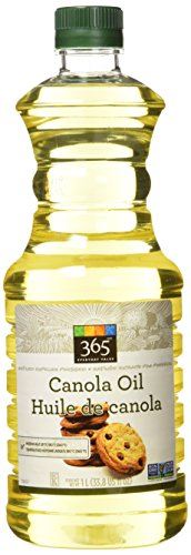 365 Everyday Value Canola Oil, 33.8 oz