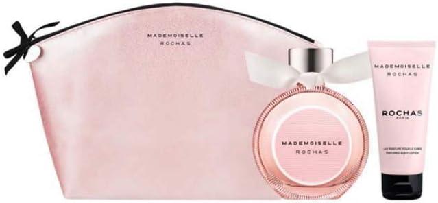 Rochas Rochas Mademoiselle Epv 90Ml+Set18 100 g: Amazon.es: Belleza
