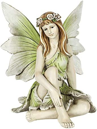 European-Style Creative Resin Flower Fairy /Four Elves/Swing Wizard