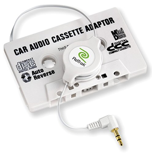 EMTETCASSETTE - Retrak_emerge CAR AUDIO CASSETTE ADPTER