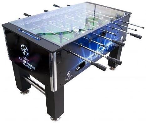 UEFA Champions League - Hi-Spec 121,92 cm estadio futbolín: Amazon ...