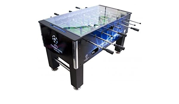 UEFA Champions League - Hi-Spec 121,92 cm estadio futbolín: Amazon.es: Deportes y aire libre