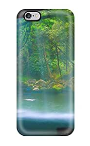 For Iphone 6 Plus Protector Case Nice Cascading Waters Phone Cover