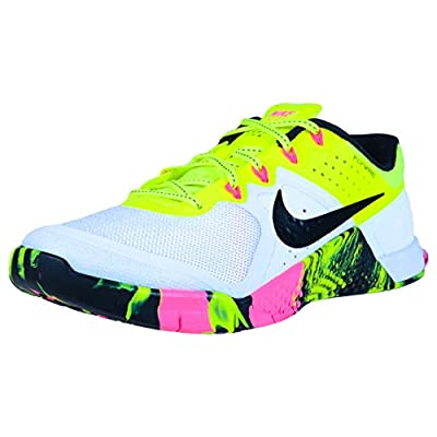 NIKE Womens Metcon 2 OC Unlimited Cross Trainers Multi-Color 843989 999