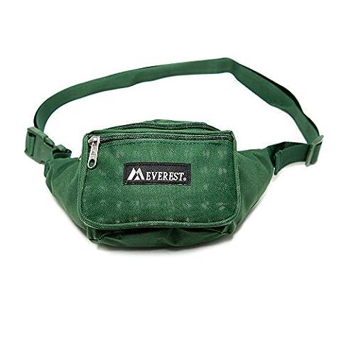 Everest Signature Waist Pack - Standard, Green, One Size - Lumbar Pack