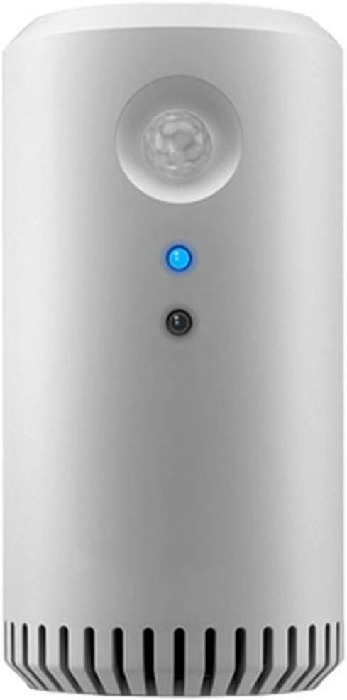 ZXX Purificador de Aire, Mini Filtro de Aire automático de Alta eficiencia, fácil de Instalar, Multiuso, hogar, Sala Grande, para Fumadores de Mascotas Polvo de Polen ...
