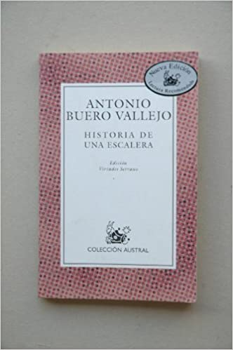 Historia de Una Escalera Annotated edition by Vallejo, Antonia, Buero Vallejo, Antonio 1975 Paperback: Amazon.es: Vallejo, Antonia, Buero Vallejo, Antonio: Libros