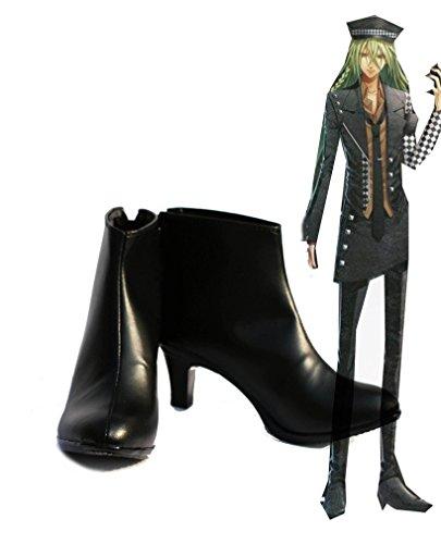 Bromeo Amnesia UKYO Cosplay Chaussure