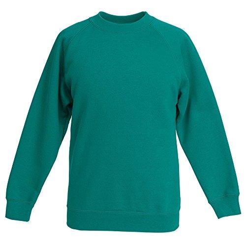 Sweat Eméraude Ltd Garçon shirt Absab xRXf8y