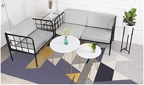 Cool Winkelen Bijzettafel klein, rond, goudkleurig Creative poten van de tafel wit 47 x 51 cm  wnyJfdf