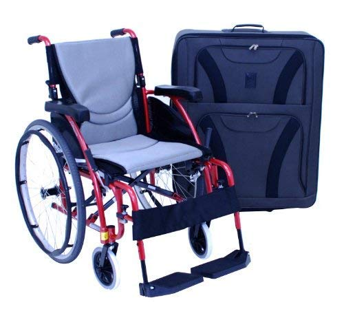Troy Technologies | Compact Wheelchair Travel Bag - Protects and Fits...