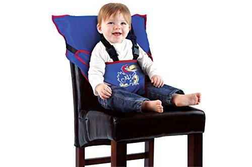 - Cozy Cover NCAA Kansas Jayhawks Unisex Portable Easy Seat, Blue, One Size