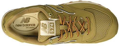 Ny Balance Herre 574 Sneaker Beige (sand) 5MgTgR0qX