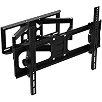 Boss Mounts Dual Arm Articulating LCD/LED TV Wall Mount (Fits Most 32-65)