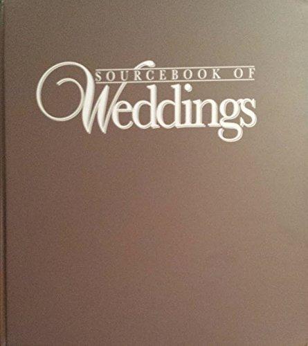 Sourcebook of Weddings