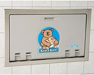 product image for Koala Kare KB100 Horizontal Baby Changing Station