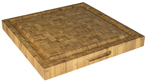 Thick Maple Butcher Block - 6