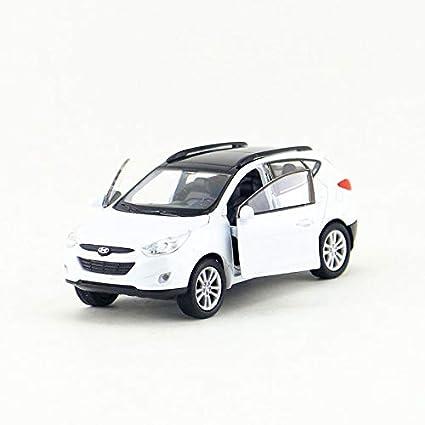 Amazon Com Greensun 1 36 Scale Hyundai Tucson Ix35 Model Toy Alloy