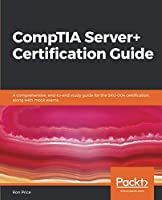 CompTIA Server+ Certification Guide Front Cover