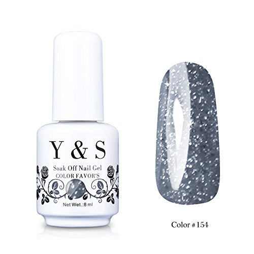Yaoshun Gelpolish, Soak-off  UV LED Nail Art/Beauty Care Seq