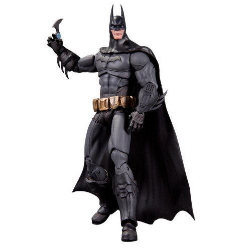 City Action Series - DC Collectibles Batman Arkham City: Series 4: Batman Action Figure