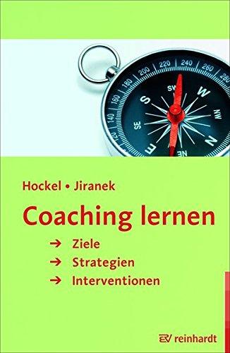 Coaching lernen: Ziele, Strategien, Interventionen
