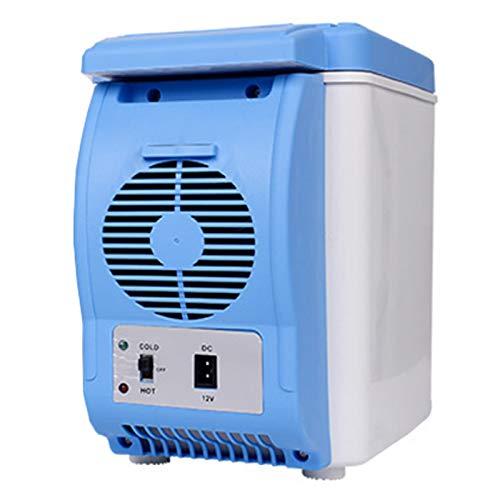 Magic Mag Car Refrigerator 6l Heating and Cooling Box Car Dual-Use Refrigerator Mini Small Refrigerator Household Refrigeration Refrigerated Incubator