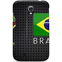 DvcgAnN3123pmisT Case Cover Protector For Galaxy S4 World Cup Brazil Case