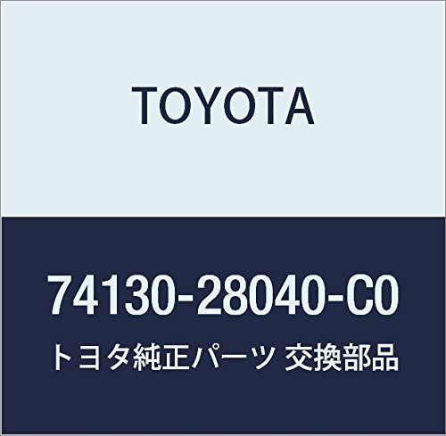 Toyota 74130-28040-C0 Ash Receptacle Assembly