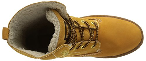 Dockers 35AA305, Mädchen Stiefel & Stiefeletten Gelb (golden tan 910)