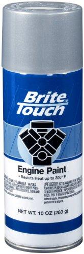 Brite Touch (BT25-6 PK) Aluminum Engine Paint - 10 oz. Aerosol, (Case of 6) ()