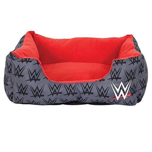 WWE 20X17 Rectangular Lounger Pet Bed