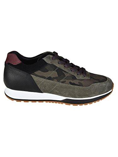 Sneaker Hogan Uomo HXM3210K860ILQ6ED3 H321 Camouflage gqdaq