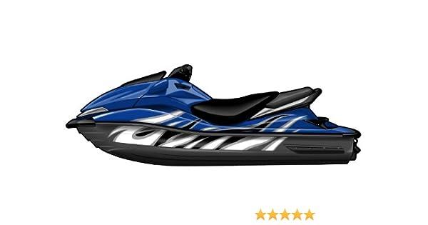 Marvelous Amazon.com: Kawasaki Jet Ski Ultra Graphic Kit   EK0002U2: Sports U0026 Outdoors