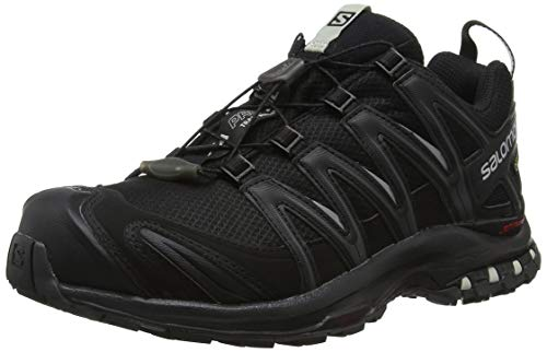 Mineral Running PRO 000 Nero Grey Black Trail XA GTX 3D Salomon W da Donna Scarpe Black aZw8qO