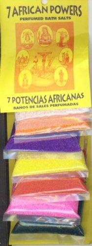 7 Day African Powers Bath Salts ()