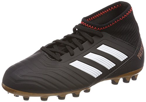 3 Black 34 Predator de White Football Chaussures adidas Footwear Solar AG Mixte Noir Core Enfant 18 Noir Red EU Eq6wSg
