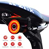 Nkomax Smart Bike Tail Light Ultra Bright, Bike