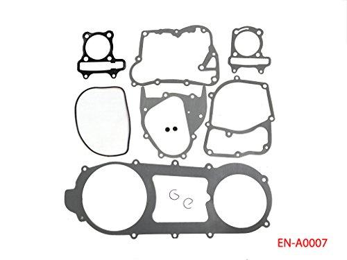 Scooter Gy6 150 Cc Engine Rebuild Kit Egr Cylinder Engine Head