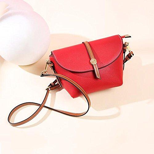 Main Rouge à en bandoulière Sac Cuir 13 à Gros 20 Bag Générique Sac bandoulière Sac Infuse Taille Lady Femme Simple Joker à 5cm Mini Sac 10 qEf0Kxv4