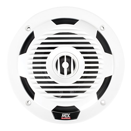 MTX Audio WET65-W Wet Series 6.5-Inch Coaxial Speaker, Set of 2 (Mtx Auto Speakers)