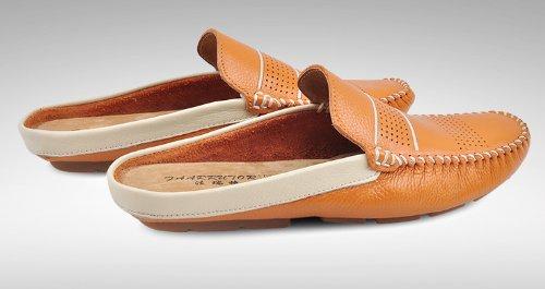 ... Happyshop (tm) Scarpe Slip-on In Pelle Uomo Mocassini Pantofole  Ventilate Sandali Scarpe. Home · Peluche Da Donna Di ... e18c7d2e945